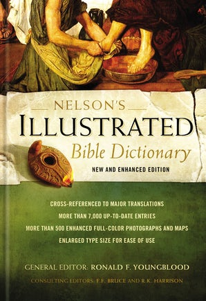 Nelson's Illustrated Bible Dictionary book image