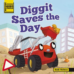 Building God's Kingdom: Diggit Saves the Day book image