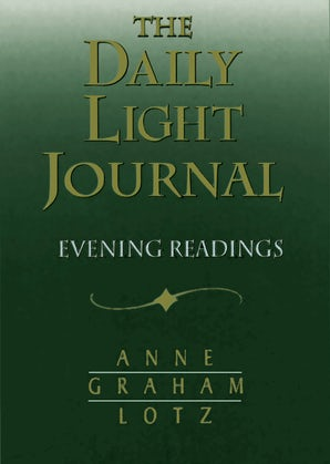 Daily Light Journal book image