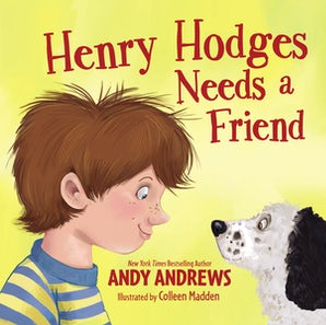 Henry Hodges Needs a Friend book image