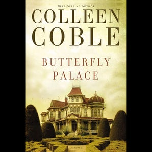 Butterfly Palace Downloadable audio file UBR by Colleen Coble