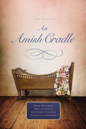 An Amish Cradle Paperback  by Beth Wiseman