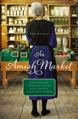 An Amish Market Paperback  by Amy Clipston