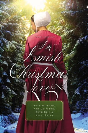 An Amish Christmas Love book image