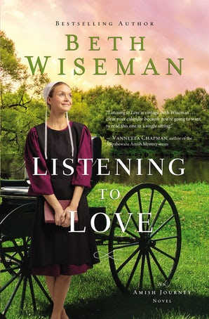 Listening to Love Paperback  by Beth Wiseman