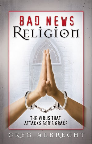 Bad News Religion book image