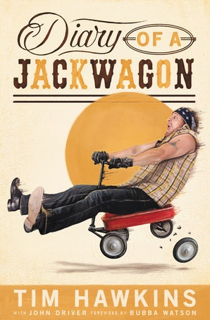 Diary of a Jackwagon book image