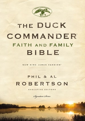 NKJV, Duck Commander Faith and Family Bible, eBook book image