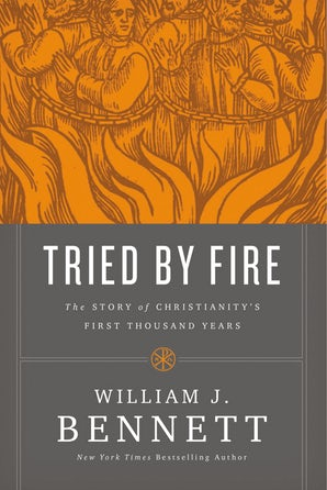 Tried by Fire book image