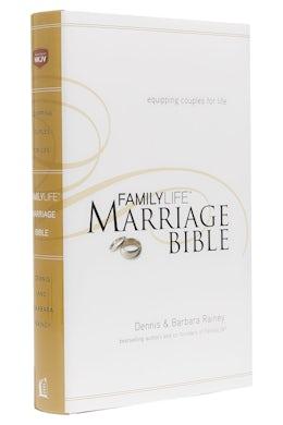 NKJV, FamilyLife Marriage Bible, Hardcover