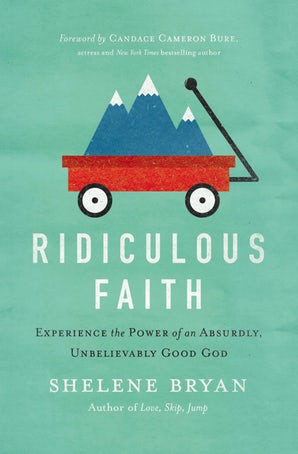 Ridiculous Faith book image