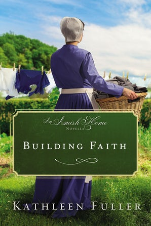 Building Faith eBook DGO by Kathleen Fuller