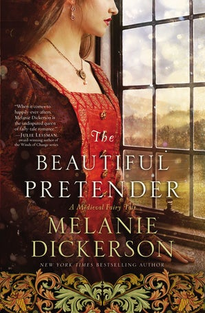 The Beautiful Pretender Paperback  by Melanie Dickerson