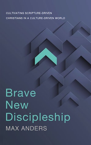 Brave New Discipleship book image