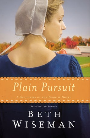 Plain Pursuit Paperback  by Beth Wiseman