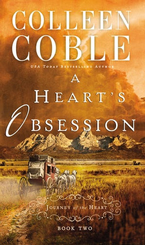 A Heart's Obsession Paperback  by Colleen Coble