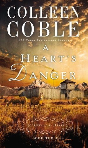 A Heart's Danger Paperback  by Colleen Coble
