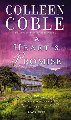 A Heart's Promise Paperback  by Colleen Coble