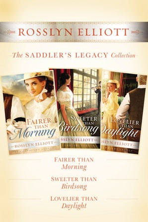 The Saddler's Legacy Collection eBook DGO by Rosslyn Elliott