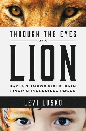 Through the Eyes of a Lion book image