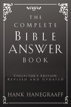 The Complete Bible Answer Book book image