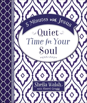 5 Minutes With Jesus: Quiet Time for Your Soul book image