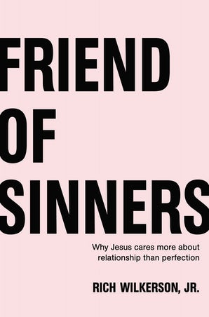 Friend of Sinners book image