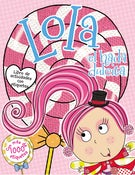 Lola el hada dulcita- Libro de actividades con etiquetas