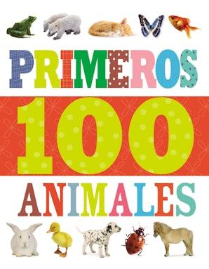 Primeros 100 animales book image