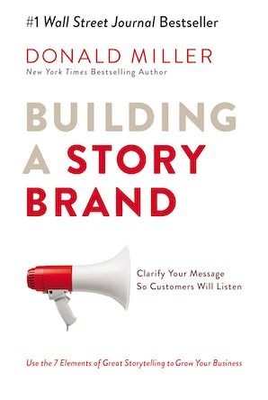 Building a StoryBrand book image