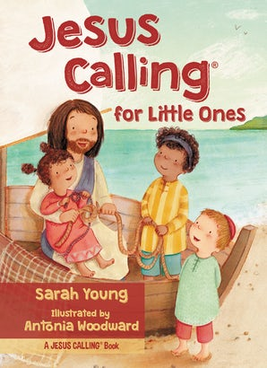 Jesus Calling for Little Ones book image