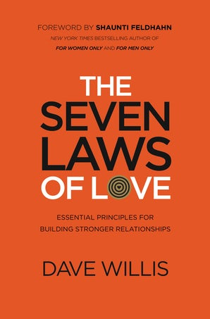 The Seven Laws of Love book image