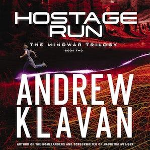 Hostage Run Downloadable audio file UBR by Andrew Klavan