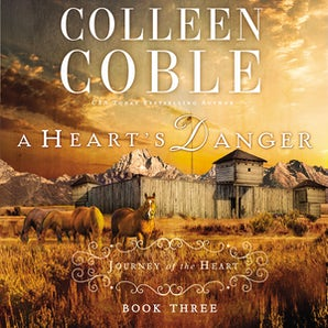 A Heart's Danger Downloadable audio file UBR by Colleen Coble