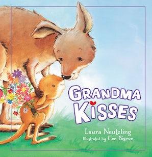 Grandma Kisses book image