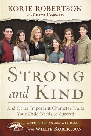 Strong and Kind book image
