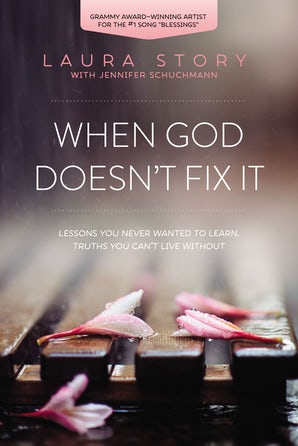 When God Doesn't Fix It book image