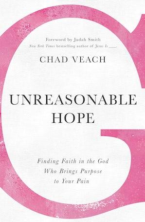 Unreasonable Hope book image