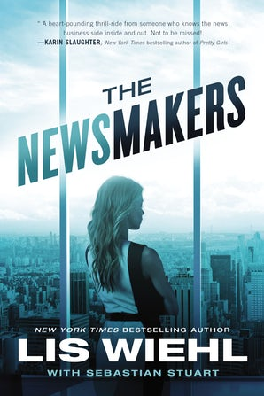The Newsmakers Paperback  by Lis Wiehl