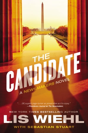 The Candidate Paperback  by Lis Wiehl