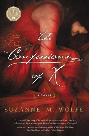 The Confessions of X Paperback  by Suzanne M. Wolfe