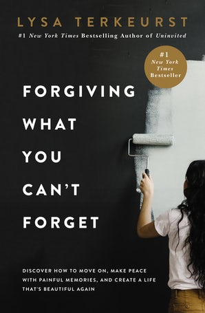Forgiving What You Can't Forget book image