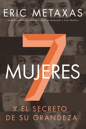 Siete mujeres book image