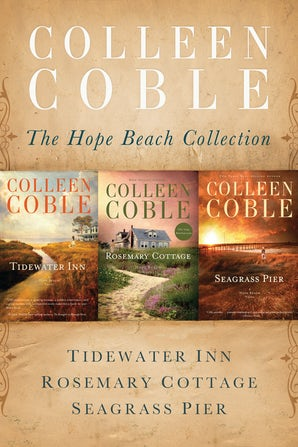 The Hope Beach Collection eBook DGO by Colleen Coble