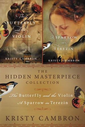 The Hidden Masterpiece Collection eBook DGO by Kristy Cambron