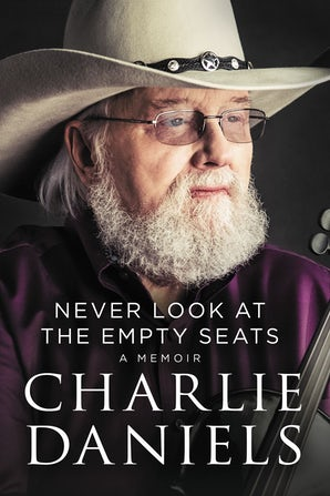 Never Look at the Empty Seats book image
