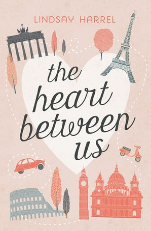 The Heart Between Us Paperback  by Lindsay Harrel