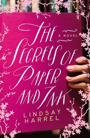 The Secrets of Paper and Ink Paperback  by Lindsay Harrel