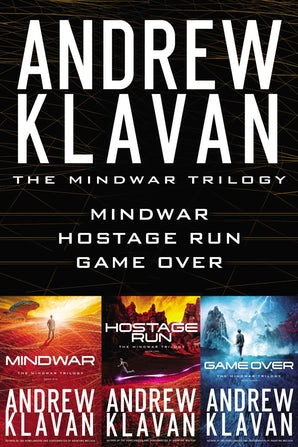 The MindWar Trilogy eBook DGO by Andrew Klavan