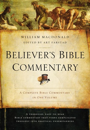 Believer's Bible Commentary book image
